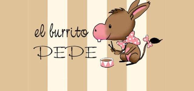 El Burrito Pepe llega a la Feria del Stock con toda la moda infantil