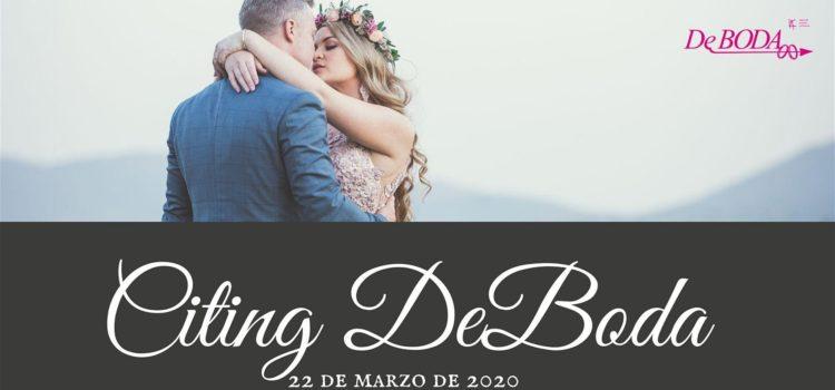 Citing de Boda cancela su celebración el próximo 22 de marzo en Feria de Valladolid