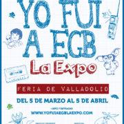 La exposición «Yo fui a EGB» queda interrumpida hasta nueva fecha