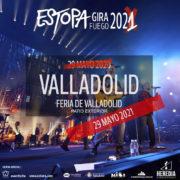 La «Gira Fuego» de Estopa llegará a Feria de Valladolid el 29 de mayo de 2021