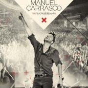 La gira «La Cruz del Mapa» de Manuel Carrasco llegará a Feria de Valladolid en 2021