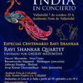 Festival «India en concierto» el próximo 7 de octubre en la Feria de Valladolid