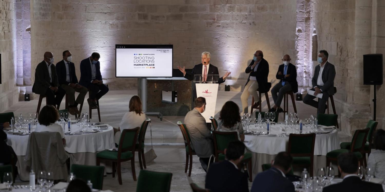 Shooting Locations Marketplace reunirá en Valladolid a medio centenar de localizadores internacionales y destinos de rodajes