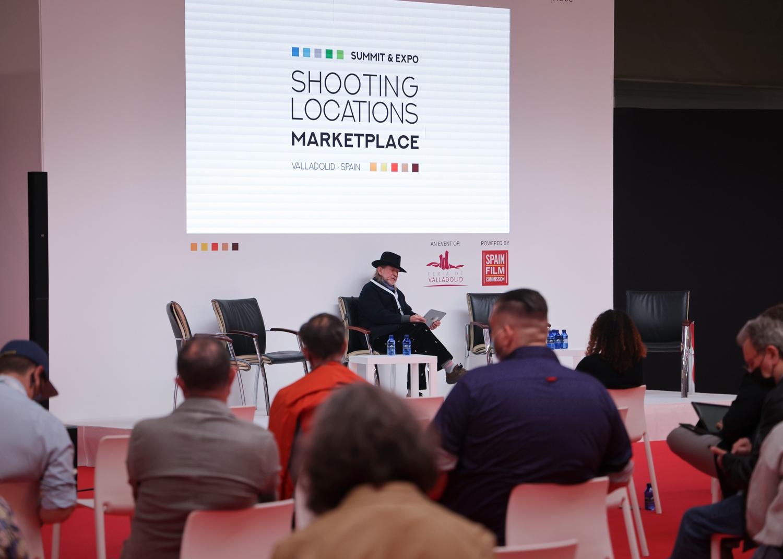 Localizadores internacionales de escenarios de rodajes participan esta semana en un evento para la industria audiovisual en Valladolid