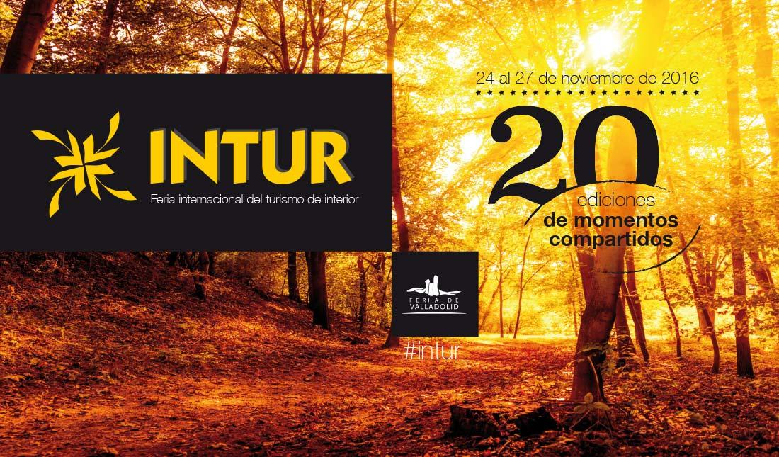 INTUR celebra este año 20 ediciones de momentos compartidos