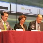Castilla y León se presenta en INTUR como 'destino AVE'