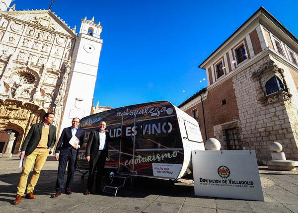 Valladolid presenta en Intur la guía 'Comer bajo tierra' y promociona sus 69 museos