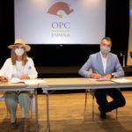 Acuerdo de colaboración entre OPC España e Intur para la divulgación del turismo de congresos