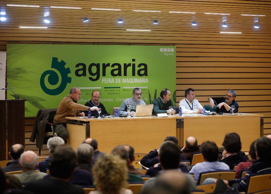 Conferencias sobre economía circular y agricultura conectada en Agraria