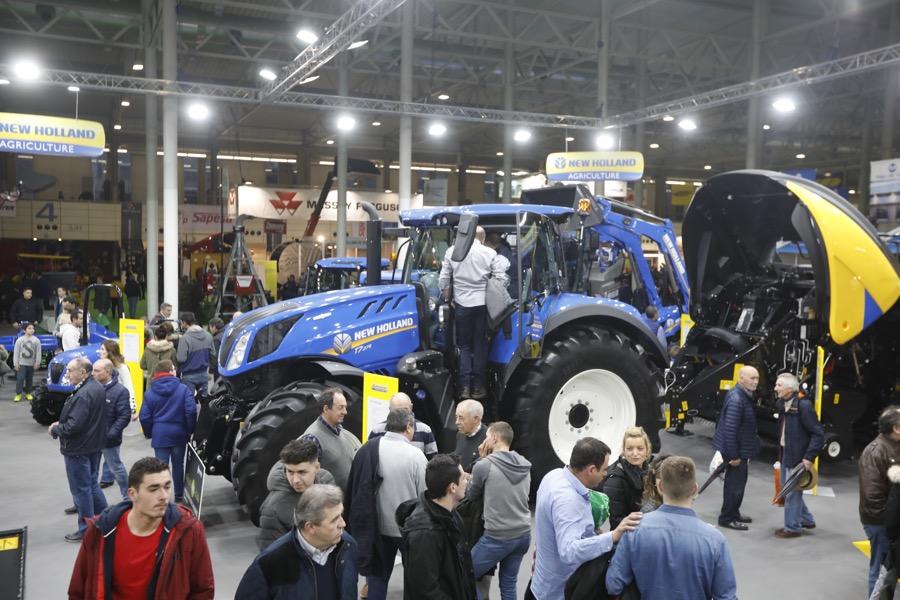 Agraria supera la cifra de 33.000 visitantes en la sexta edición